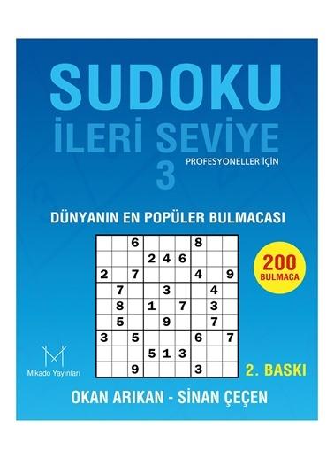 Sudoku İleri Seviye - 3-Mikado